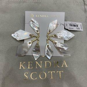 Kendra Scott Jewelry - Kendra Scott Malika Earrings in Ivory